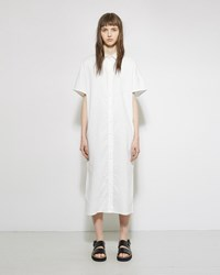 Norse Projects Dagmar Shirtdress White