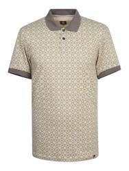Pretty Green Carville Polo Grey