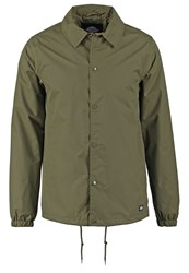Dickies Torrance Light Jacket Dark Olive