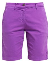 Gant Shorts Lila Purple