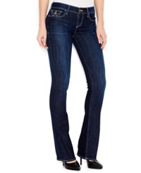 True Religion Becca Bootcut Jeans Navy Wash