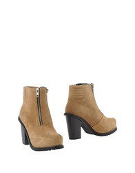 Surface To Air Ankle Boots Sand