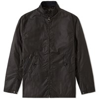 Barbour Elgin Wax Jacket Blue