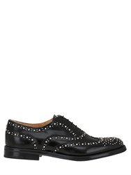 Church's 20Mm Brogue Stud Brushed Leather Shoes