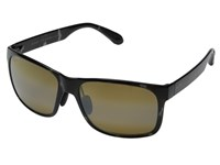 Maui Jim Red Sands Black Grey Tortoise Hcl Bronze Fashion Sunglasses