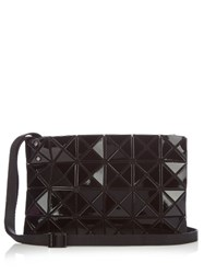 Issey Miyake Lucent Basic Cross Body Bag Black