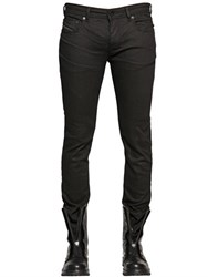 Diesel Black Gold 17Cm Stretch Cotton Denim Jeans