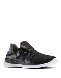 Reebok Zprint Her Mtm Running Athletic Sneakers Black