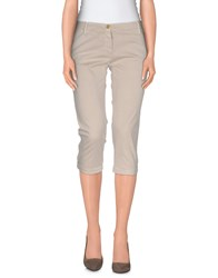 Perfection Trousers 3 4 Length Trousers Women Beige