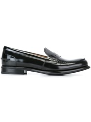 Church's 'Sally' Loafers Black
