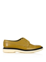Adieu Type 27 Bi Colour Leather Derby Shoes