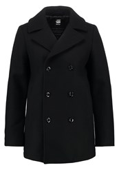 G Star Gstar Pea Wool Coat Classic Coat Black