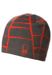 Spyder Web Hat Black