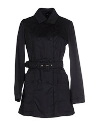 Geospirit Coats And Jackets Full Length Jackets Women Dark Blue