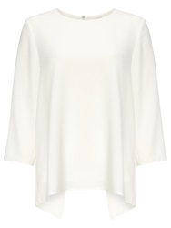 Phase Eight Meredith Blouse Top Ivory