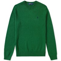 Polo Ralph Lauren Classic Crew Knit Green
