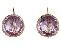 Delatori Amethyst Earrings 30 06 P312 18