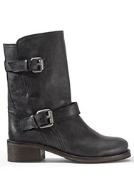 Jigsaw Ruby Biker Boot Black