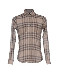 Messagerie Shirts Shirts Men Khaki