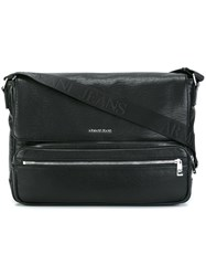 Armani Jeans Crossbody Briefcase Black