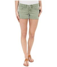 Lucky Brand The Cut Off Shorts Army Fade Women's Shorts Multi