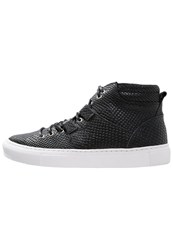 Kiomi Hightop Trainers Black