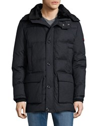 Strellson Quinn Down Quilted Jacket Black