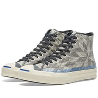 Converse Jack Purcell Signature Hi 'Quilt' Multi