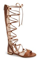 Women's Louise Et Cie 'Kaelyn' Tall Gladiator Sandal Yam Leather