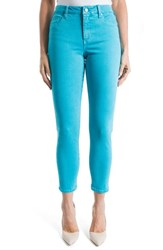 Women's Liverpool Jeans Company 'Penny' Colored Stretch Ankle Skinny Jeans