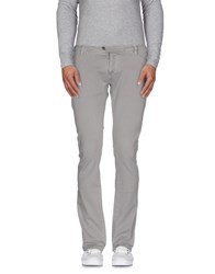 Cesare Paciotti 4Us Trousers Casual Trousers Men Light Grey