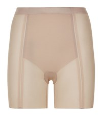 Spanx Haute Contour Nouveau Girl Shorts Female Neutral