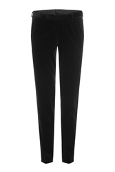 Baldessarini Velvet Pants Black