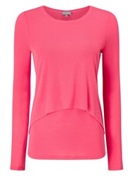 Phase Eight Dita Double Layer Top Pink