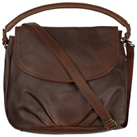 Fat Face Buford Shoulder Bag Chocolate