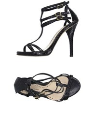 Blumarine Footwear Sandals Women Black