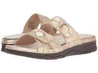 Drew Shoe Ariana Dusty Gold Women's Sandals
