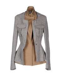 Dondup Suits And Jackets Blazers Women Black