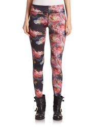 Helly Hansen Merino Wool Graphic Pants Multi