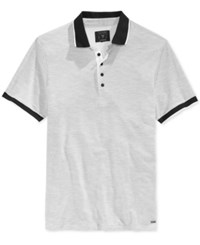 Guess Men's Polo True White Multi
