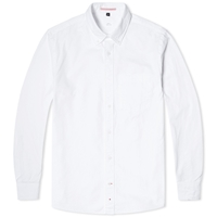 Apolis Standard Issue Oxford Shirt White