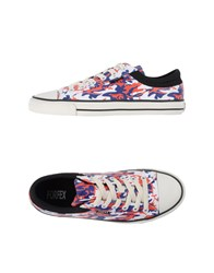 Forfex Footwear Low Tops And Trainers Men White