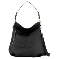 Radley Shilling Large Multiway Hobo Grab Bag Black