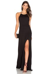 De Lacy Nikki Maxi Dress Black