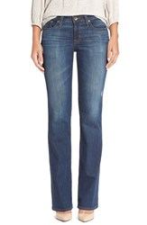 Women's Big Star 'Remy' Distressed Stretch Bootcut Jeans Rockingham Long