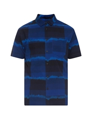 Marc By Marc Jacobs Multi Stripe Cotton Shirt