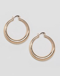Ny Lon Nylon Chunky Hoops Bronze Copper