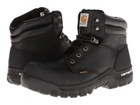 Carhartt 6 Rugged Flex Waterproof Boot Black Men's Work Boots