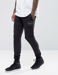 Friend Or Faux Carson Joggers Black