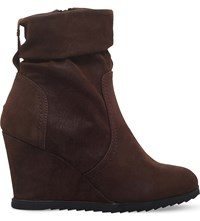 Miss Kg Sion Ankle Boot Brown